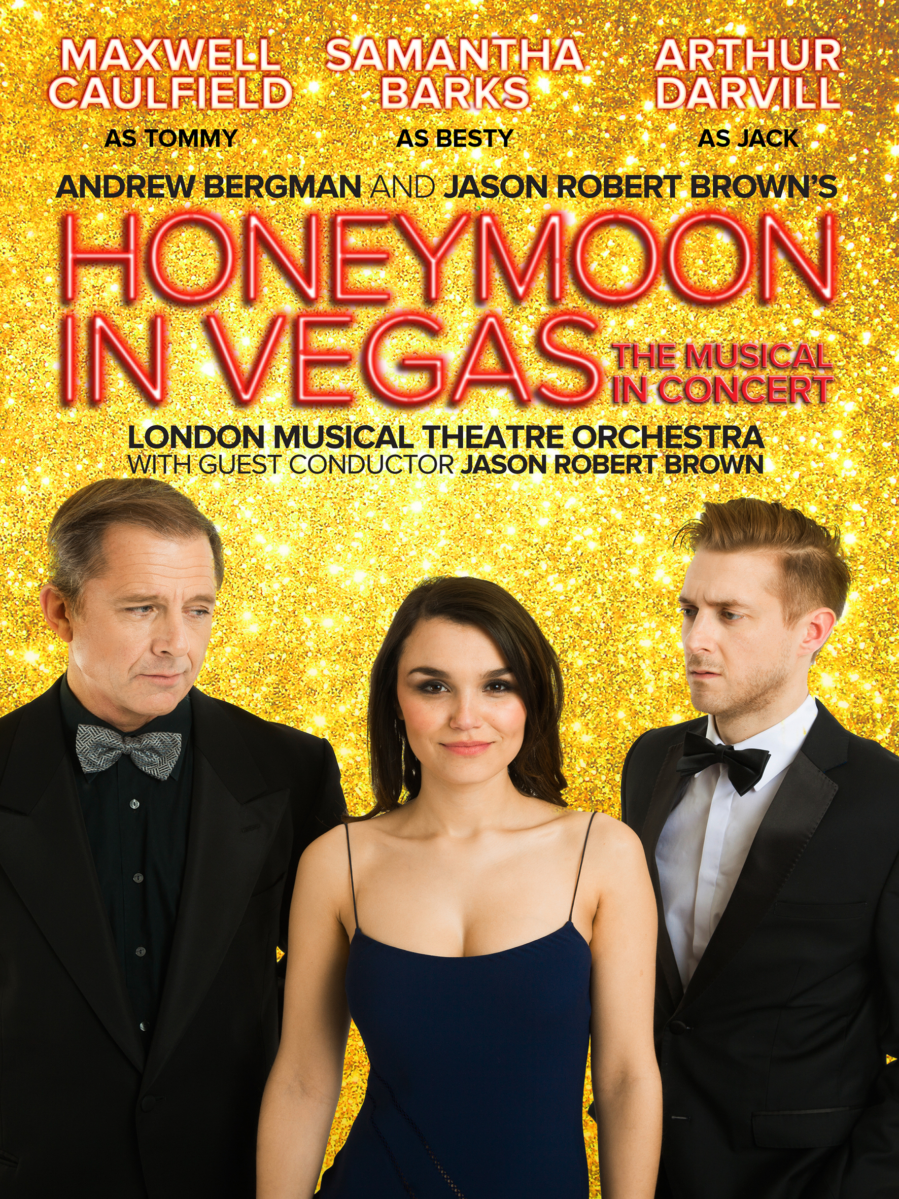 Review Round Up: Honeymoon In Vegas, London Musical