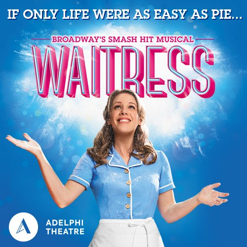 News Katharine Mcphee To Star In London Production Of Waitress Love London Love Culture