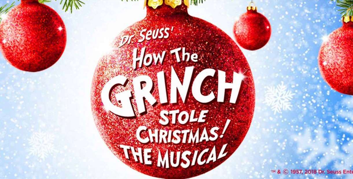 News How The Grinch Stole Christmas The Musical To Tour Uk Love London Love Culture